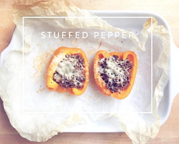Stuffed Pepper | by JuYogi