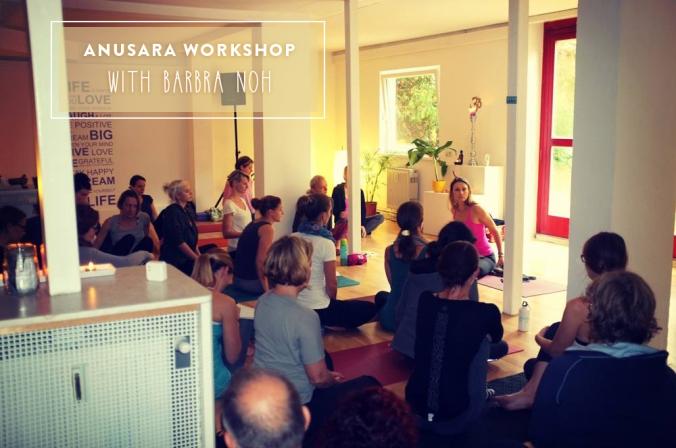 Anusara Workshop with Barbra Noh | by JuYogi