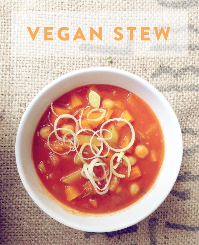 Vegan stew | by JuYogi