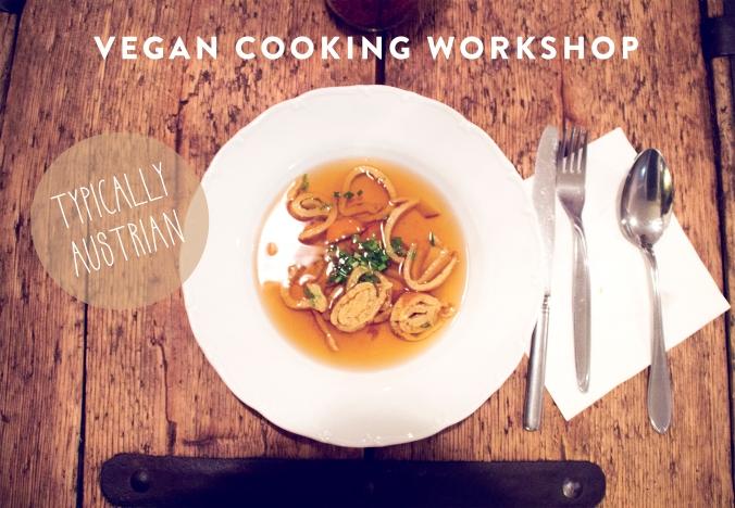 Vegan cooking workshop - typically Austrian! | by JuYogi