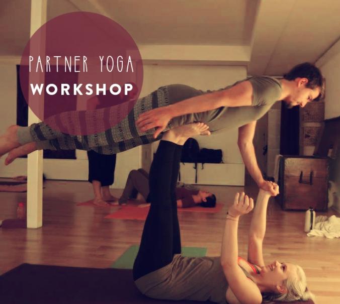 Partner Yoga Workshop |by JuYogi