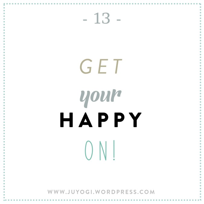 JuYogi Advent Calendar #13   by JuYogi