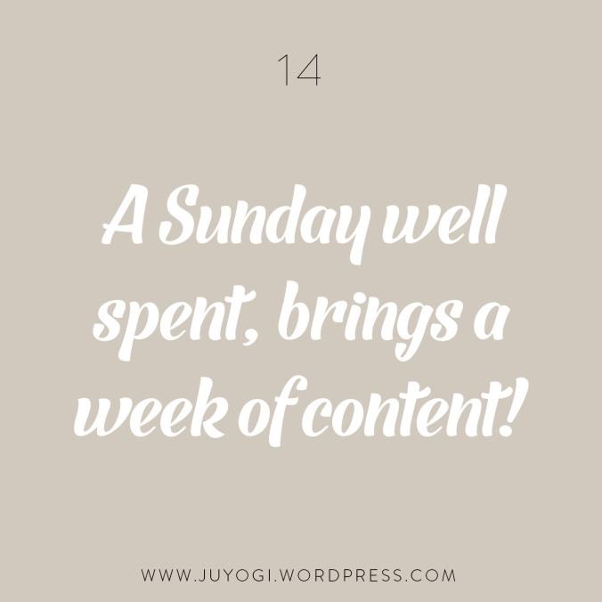 JuYogi Advent Calendar #14   by JuYogi