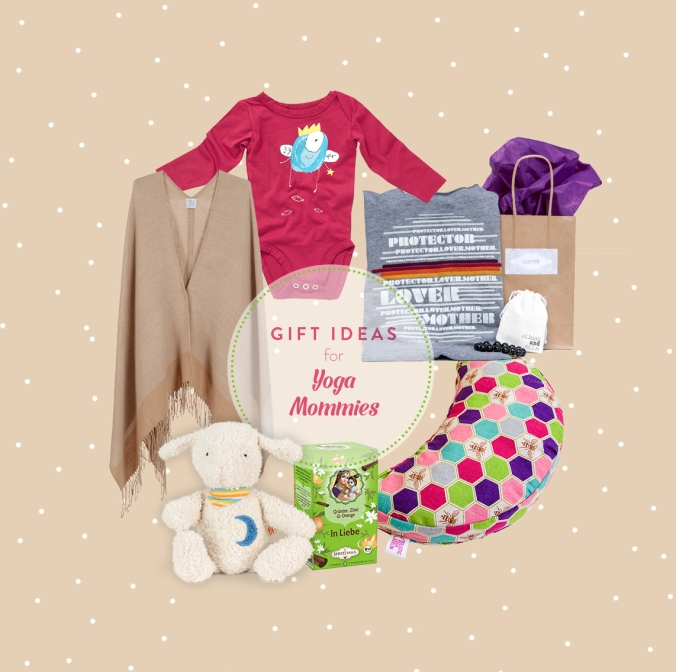 Gift Ideas for Yoga Mommies | by JuYogi