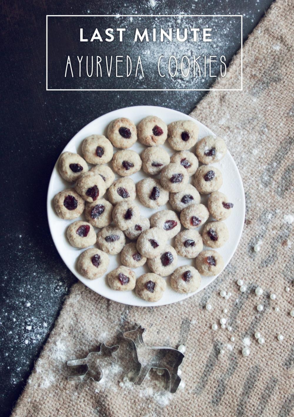 Ayurveda Christmas Cookies | by JuYogi