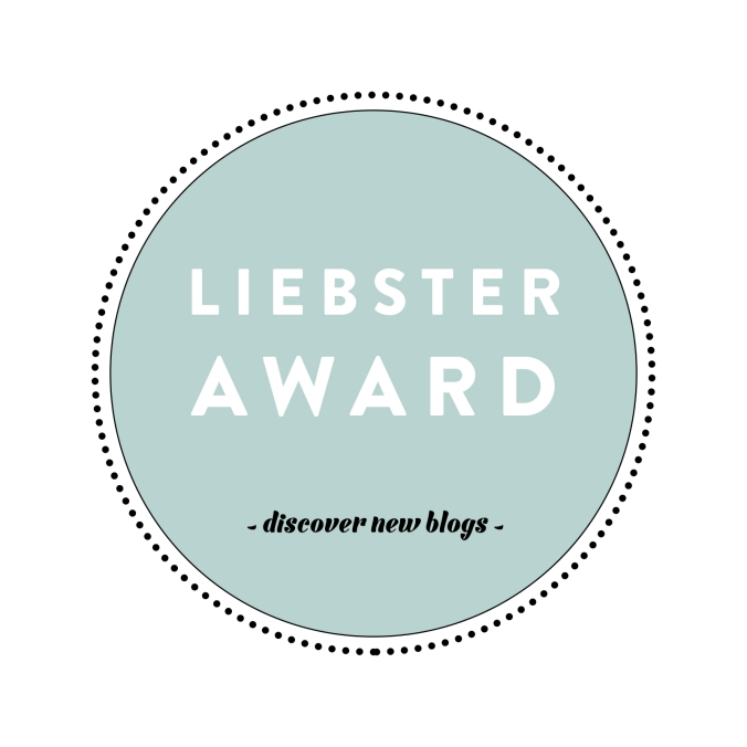 Liebster Award | by JuYogi