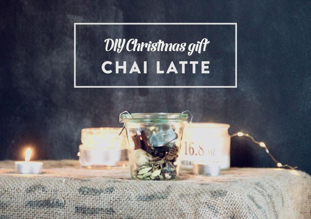 DIY Christmas gift: Chai Latte | by JuYogi