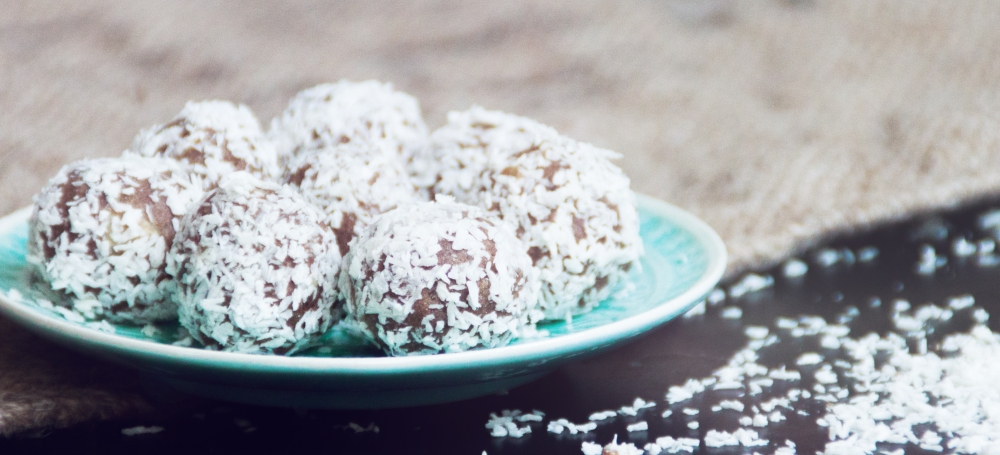 Protein Bliss Balls |by JuYogi