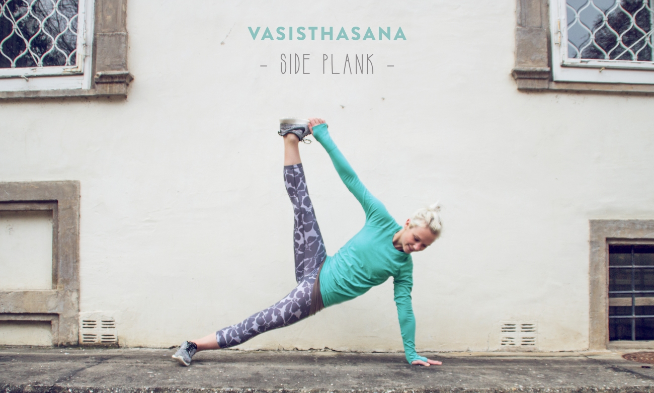 Sunday Funday: Vasisthasana | by JuYogi