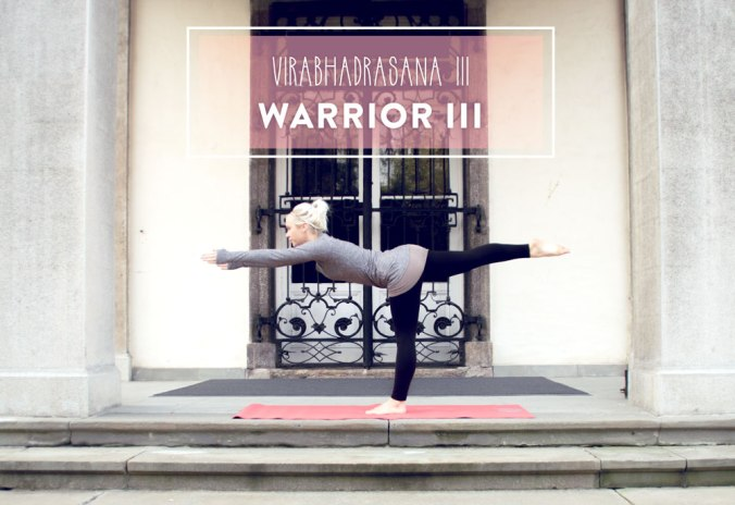 Sunday Funday | Virabhadrasana III: Warrior III | by JuYogi